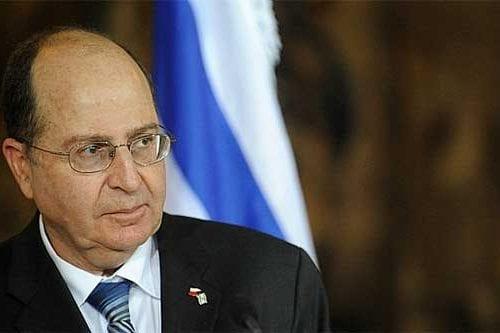 El ministro de Defensa isrelí, Moshe Yaalon.