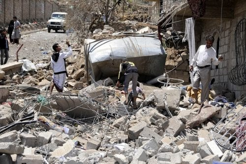 Comienza oficiamente el alto el fuego en Yemen