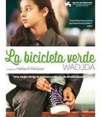 La rebelión muda. La bicicleta verde de Haifaa Al-Mansour