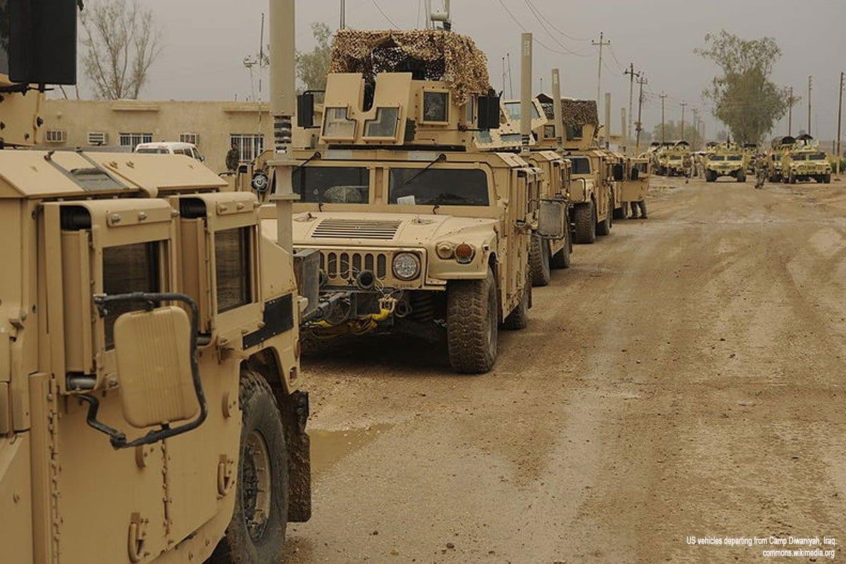 Jaafari Queremos Marines Estadounidenses En Irak
