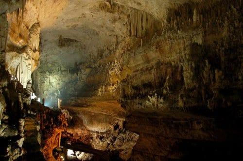 La gruta de Jeita