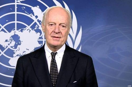"""De Mistura: """"Octubre será decisivo para la cuestión siria"""""""