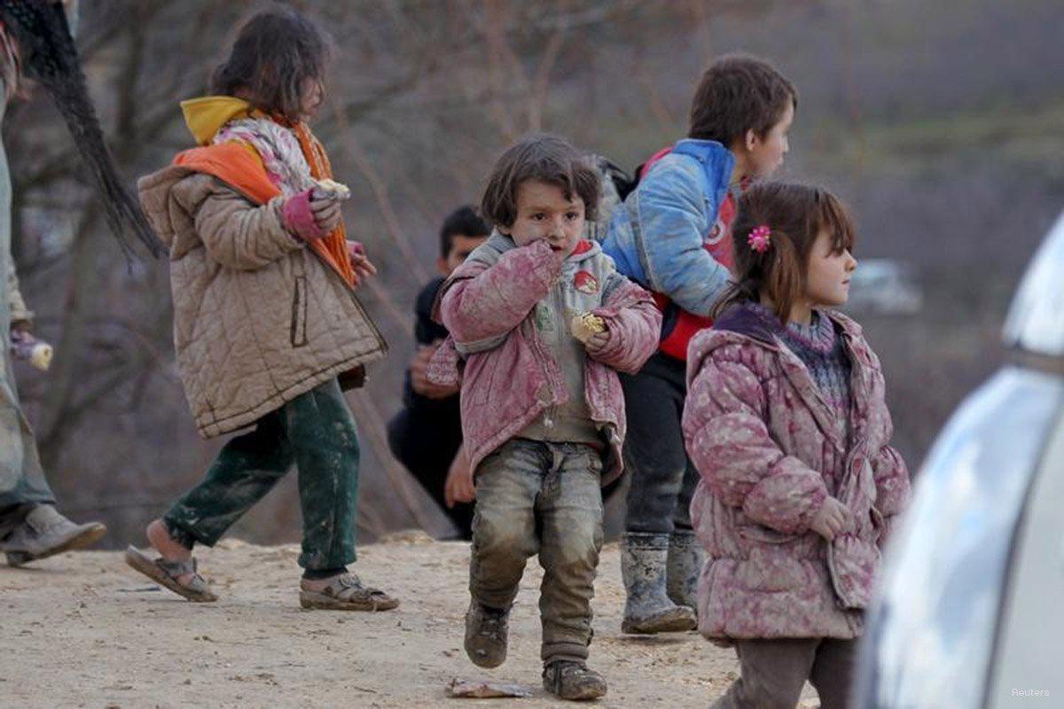 Tras el alto al fuego en Siria la guerra contra los niños se reanuda ...