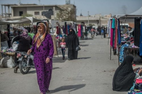 Los refugiados sirios en Turquía y el concepto cambiante de…