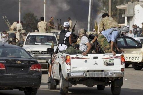 Libia: Los choques entre milicias dejan 10 muertos