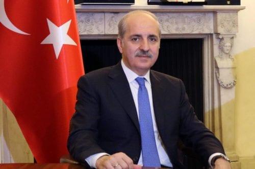 MEMO entrevista al viceprimer ministro de Turquía, Numan Kurtulmus