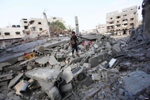 Recordando la ofensiva israelí contra Gaza de 2014