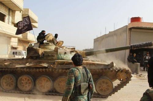 Un militante estadounidense del Daesh en Siria plantea un dilema…