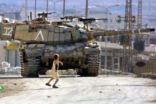 Recordando la Segunda Intifada