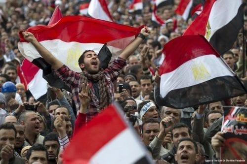 Egipto y la primavera árabe
