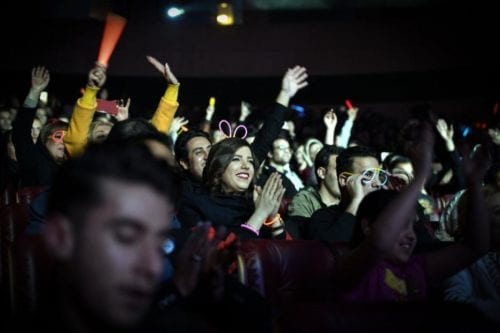 Festival Internacional de música Fajr, Irán