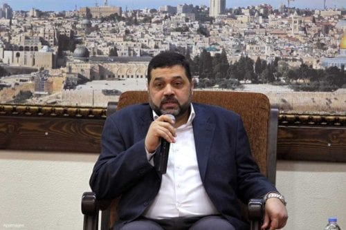 El líder de Hamás contesta a Trumpsobre el traslado de…