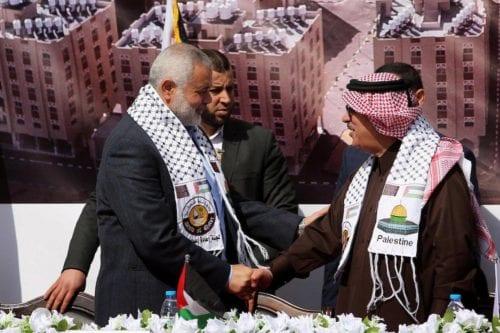 Israel aprueba la transferencia de una donación de Catar a…