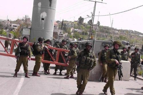 Israel detiene a un joven palestino por un post de…