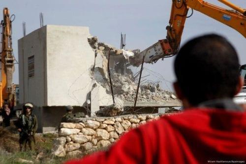 ONU: La demolición de las casas de los beduinos en…