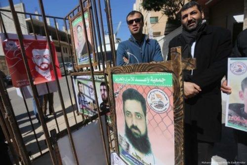 Manifestación de apoyo a la liberta de expresión en Gaza