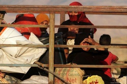 Los palestinos de la Franja de Gaza están sufriendo en…