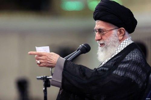 """Khamenei: """"Nunca olviden"""" la situación del pueblo palestino"""