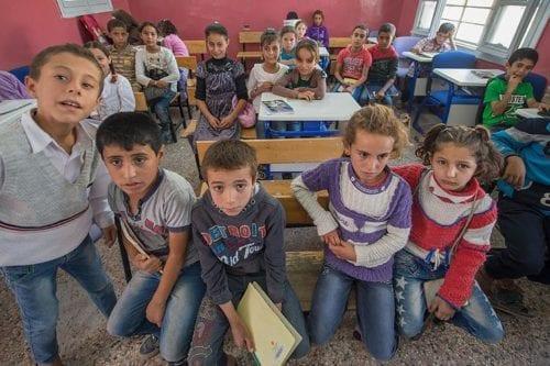 Jordania cierra las escuelas junto a la frontera debido al…