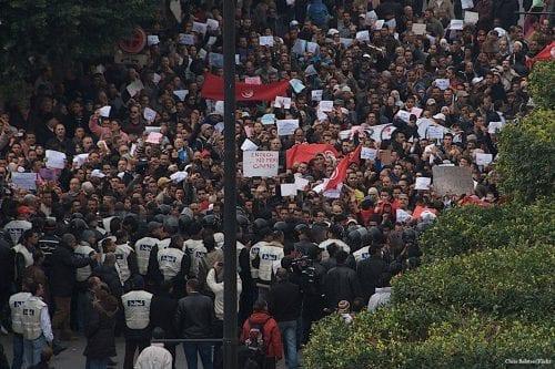 La transición democrática de Túnez ha logrado algunos objetivos, pero…