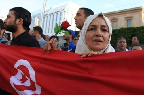 La Revolución de los Jazmines de Túnez
