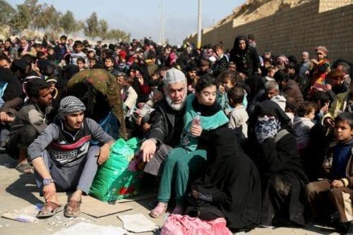 Irak se enfrenta a una dura tarea en la reintegración…