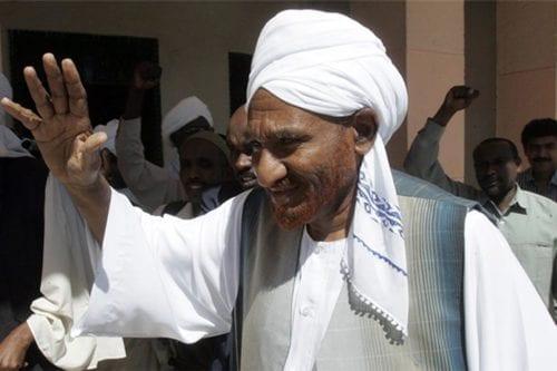 """Sudán: En medio de protestas, Al-Mahdi pide un """"nuevo contrato…"""