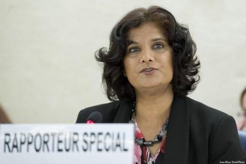 La ONU y Mauritania abordan la cuestión de la esclavitud…