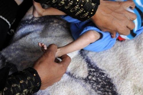"""UNICEF: """"Medio millón de niños están al borde de la…"""
