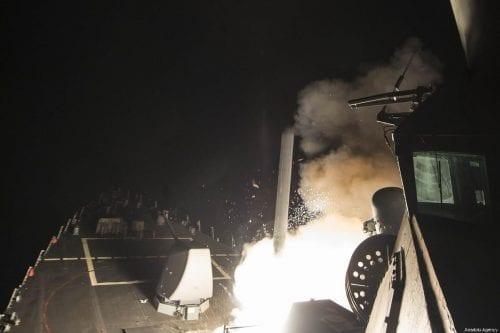 Estados Unidos acusa a Siria de planear otro ataque con…
