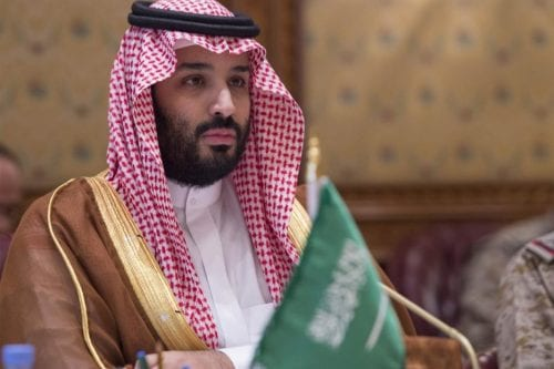 Bin Salmán despeja el camino para sus reformas; ¿también para…