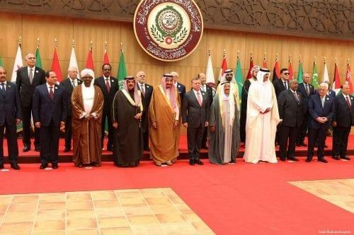 El fin del Estado-nación árabe