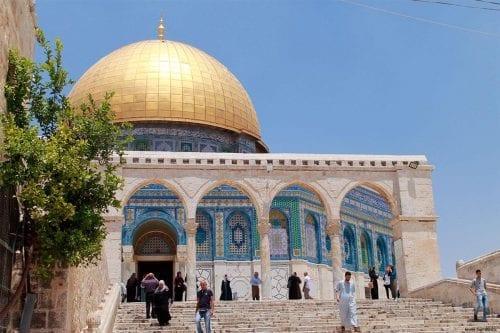 Una visita a mi país, Palestina