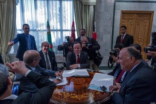 El Magreb y la crisis del Golfo Pérsico