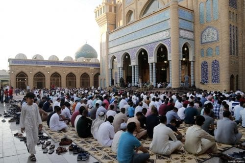 Mosul celebra al fin el primer Eid sin Daesh