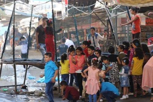 Eid Al-Fitr en Gaza