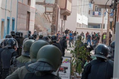 83 heridos y un manifestante en coma tras la manifestación…