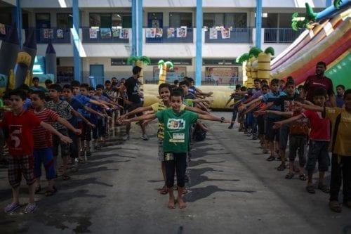 Gaza en Verano