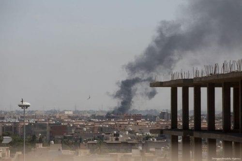 Un choque entre milicias en Libia rompe con cuatro meses…
