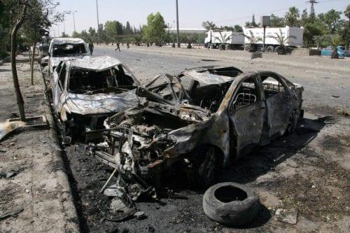 Siria: Un coche bomba mata a una persona y hiere…