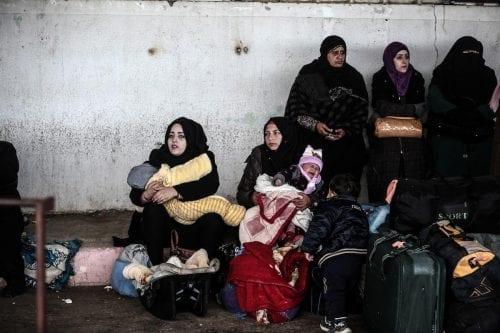 Egipto cierra de nuevo el cruce de Rafah