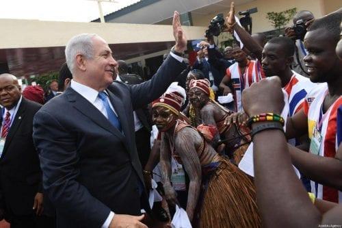 Israel busca ocupar África