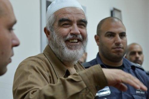 Israel prolonga la detención del sheij Raed Salah