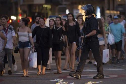 Atentado en Barcelona reivindicado por Daesh