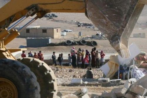 El pueblo de Al-Araqeeb: los palestinos beduinos que se han…