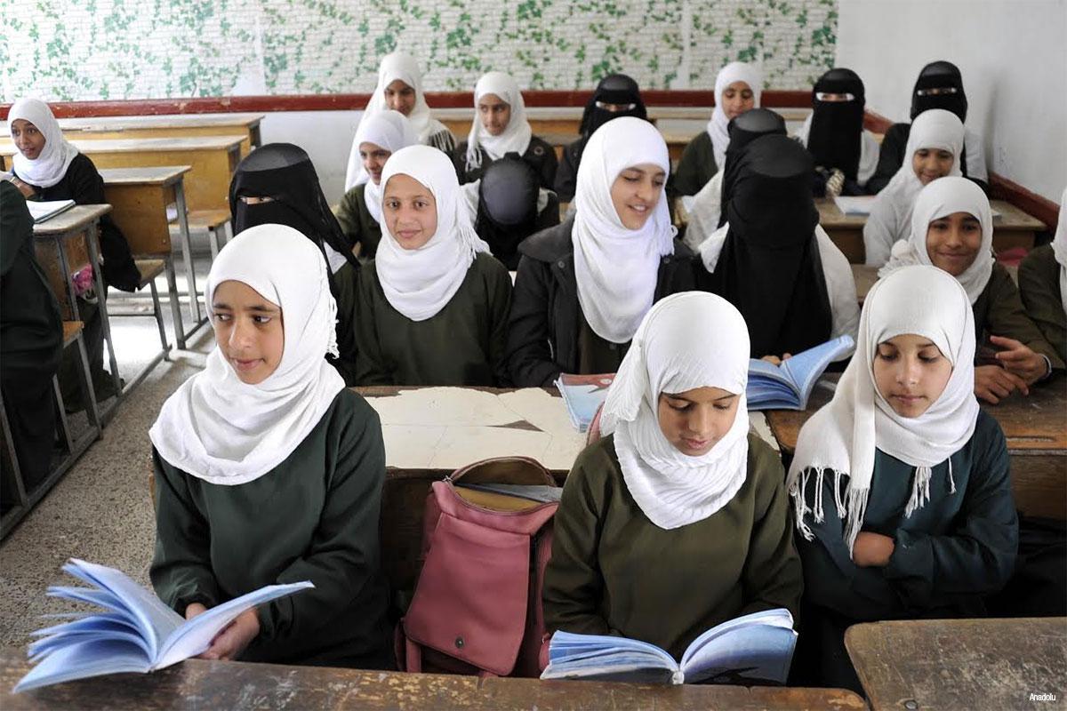 La crisis salarial de Yemen pone a 13.000 escuelas en riesgo de ...