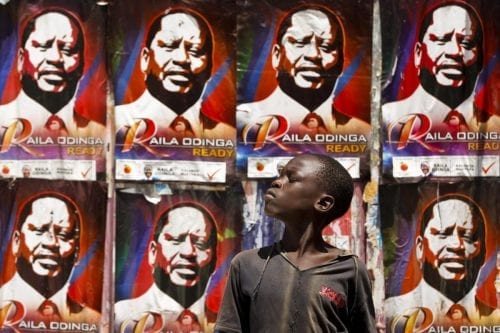 Escritor invitado: Elecciones en Kenia. Lecciones de democracia para los…