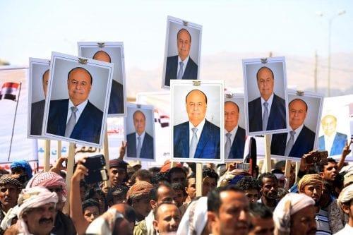 Hadi solo ve una solución militar a la crisis
