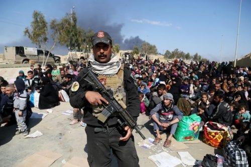 El ejercito iraquí invita a los militantes de Daesh a…