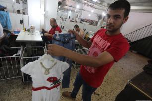 Gaza ha sido cosida